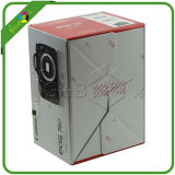 Caisse d'emballage ondulée faite sur commande de carton