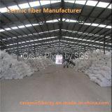 Precio de fábrica Aislante refractario bio-soluble 1260 Manta de fibra de cerámica