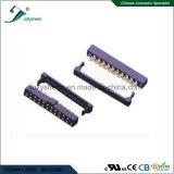 피치 2.0mm IDC 소켓 S 유형 연결관