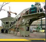 (YHZS40) planta de mistura concreta móvel 40cbm/H