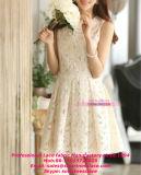 新しいデザイン中国の高品質の服によって印刷されるレースファブリック