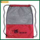 耐久の高品質のドローストリングのバックパック袋(TPdB165)