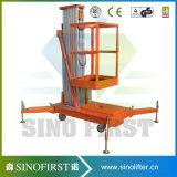 beweglicher hydraulischer Mann-Aufzug des elektrischen Aufzug-10m