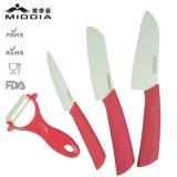 Prix compétitifs Ensembles de couteaux en céramique pour articles de cuisson / ustensiles de cuisine