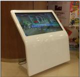 señalización LCD de 65inch Digitaces que hace publicidad del jugador