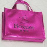 Le sac d'emballage brillant, conçoivent en fonction du client est la bienvenue (14040602)