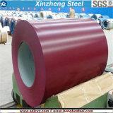 Оборудование строительного материала гальванизировало стальным катушку катушки покрынную цветом стальную