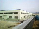 Almacén de acero prefabricado del marco del taller de la construcción del bajo costo