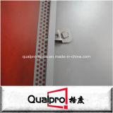 Placer le volet en métal de talon AP7041
