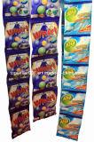 pó detergente de formação de espuma elevado do saquinho do mercado de 30g África