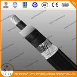 Медный силовой кабель проводника изолированный PVC