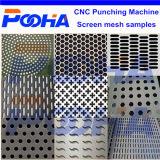 Preço hidráulico da máquina de perfuração do CNC da venda quente pesada especial da placa de aço 2017