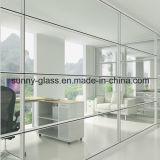 4-20 da segurança milímetros de vidro Tempered do espaço livre para o edifício