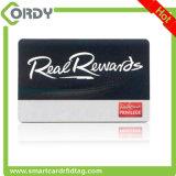 8H10D 수를 가진 광택 있는 완료 MIFARE 고전적인 1k RFID 카드는 인쇄했다