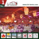 Zweite Handpreiswertes Partei-Zelt für Verkauf mit Großhandelsdekoration