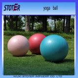 Шарик йоги пригодности PVC цвета 95cm анти- взрыва изготовленный на заказ Ecofriendly