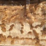 Tissu de tricotage écrasé de meubles de tissu de sofa de velours (CD002)