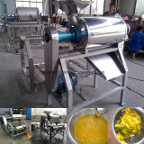 Machine de réduction en pulpe de réduction en pulpe de mangue de machine d'extracteur de fruit de machine de lapidation de tissu