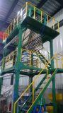 Landwirtschaftliche Plastikfilm PET Schlag-Extruder-Maschine