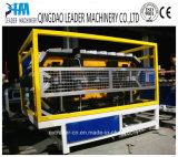 Dach-Fliese-Strangpresßling-Maschine der UPVC Dach-Fliese-Maschinen-UPVC
