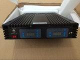 Répéteur/servocommande intelligents de Triband du signal GSM+Dcs+Lte2600