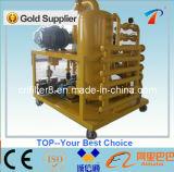 Planta da restauração do óleo isolante de purificador de petróleo do transformador do vácuo do Dobro-Estágio (ZYD)