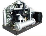 Compressor de alta pressão livre do animal de estimação do petróleo