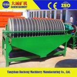 Séparateur magnétique humide sec de fer de haute énergie pour le sable
