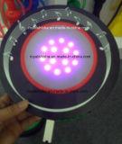 새로운 디자인 7 인치 Bluetooth 재충전용 Shisha Hookah 음악 LED