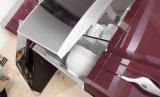 2017 de Hete Keukenkasten van de Lak van het Triplex van de Verkoop Rode (zz-049)