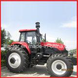 Yto 25HP-220HP трактор 2WD/4WD миниый/малый/большой аграрный колеса фермы