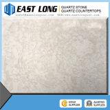 Pedra projetada original artificial branca de quartzo
