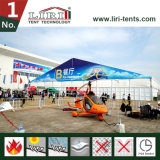 Großes Ausstellung-Zelt für internationale Luft-Messe