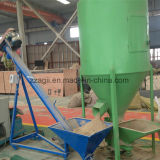 Granuladora de mezcla y del ganado de la granja que introduce de la alimentación de las aves de corral