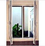 Energiesparendes Alufer/Aluminum Flügelfenster-Fenster