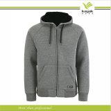 Custom Made Mutiple Color 100% Cotton Plain Hoodies (KY-H046)