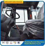 Caricatore a pale cinese della rotella del fornitore 2ton con la barra di comando idraulica