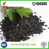 Carbono ativado para a filtração do álcôol