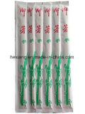 Baguettes en bambou remplaçables de vente en gros de chemise en plastique de la Russie