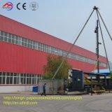 Продукция Tongri/Qgj-98 фабрики уточняет машина резца для спиральн бумажной пробки