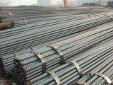 Rebar en acier, barre en acier déformée, fer Rods pour la construction/béton/construction