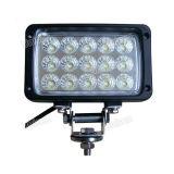 24V 7inch 45W 넓은 플러드 LED 일 빛