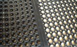 Циновка резины дренажа циновки резиновый выскальзования циновок кухни анти- резиновый