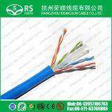 De Kabel van de Computer van UTP CAT6 CCA met Lage Kosten ISO9001/Ce