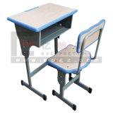 Escritorio y silla ajustables del estudiante de los muebles de la sala de clase de la escuela para la venta