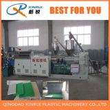 Máquina grossa plástica da produção da extrusão da placa do PE dos PP