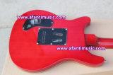 Fotorezeptor-Art-Mahagonikarosserie u. Stutzen/Afanti elektrische Gitarre (APR-048)