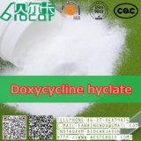 Doxycycline Hyclate dos antibióticos da pureza elevada (CAS: 24390-14-5)