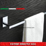 """Vierkante ontwerp-Badkamers Staaf 24 van de Handdoek van het Messing van het Plateren van het Chroom Enige """""""