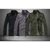 Куртка Англии застежки -молнии выстеганная одеянием для одежд человека